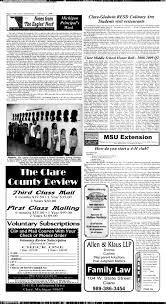 Clare County Review February 13, 2009: Page 6