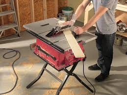 8 Different Types Of Table Saws Uses With Pictures