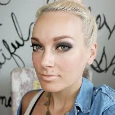 sultry dark teal makeup tutorial video
