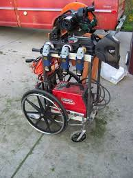 suggestions for welding cart weld