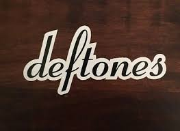Entertainment Memorabilia Music Memorabilia Rock Car Truck Window Bumper S140 Deftones Sticker Decal Zsco Iq