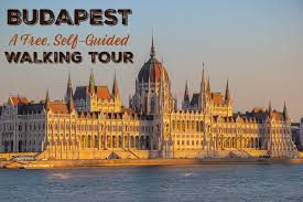 free budapest walking tour diy with