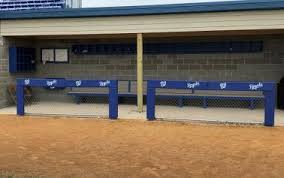 Safety Padding For Rails Fences Dugouts Ballpark Safety Pads Pyt Sports Pyt Sports