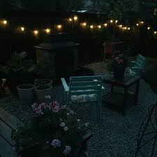 7 Ways To String Lights In Your Backyard A Pretty Life In The Suburbs