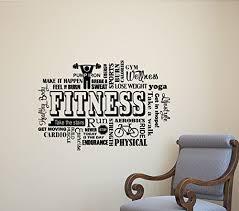 Best 17 Gym Wall Murals
