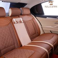 leather surrounded car seat cover