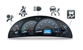 dashboard lights guide voss toyota