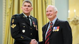 Soldiers and pilot recognized for valour in Afghanistan   CTV News