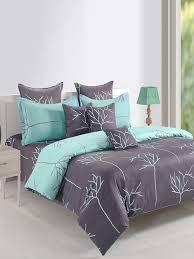 swayam dark grey 100 cotton 200 tc