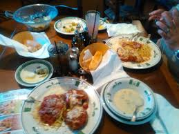 olive garden cary s