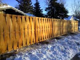 Vertical Basket Weave Cedar Fence Fence Design Cedar Fence Modern Fence Design