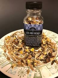 Luck n Money - Loose incense - Dried Herbs - Resin n Herbs ...