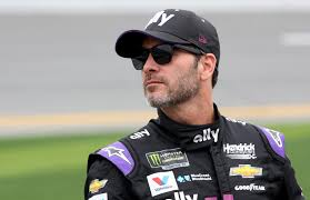 NASCAR driver Jimmie Johnson is having second thoughts about ...