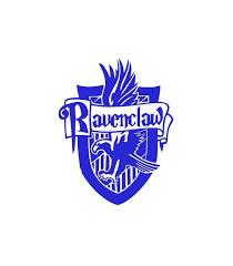 Harry Potter Ravenclaw Crest Vinyl Decal Car Laptop Etsy