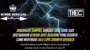 quotes avee player terbaru