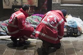 Croce Rossa Milano - La solidarietà al tempo del Covid-19