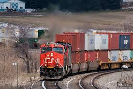 Railroad Photos by Mike Yuhas: Byron, Wisconsin, 4/9/2016