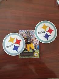 A Pittsburgh Steelers Vinyl Sticker For Skateboard Luggage Laptop Tumblers Car
