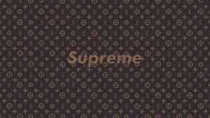 louis vuitton supreme wallpapers hd