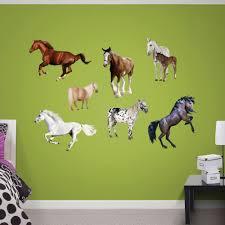 Fathead Horse Peel And Stick Wall Decal Wayfair