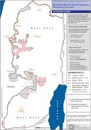 Icj Israel Separation Wall Security Fence In The Occupied Palestinian Territory How Does Law Protect In War Online Casebook