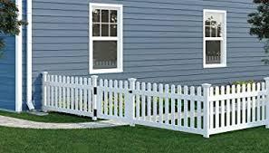 Amazon Com Picket Fence Gates