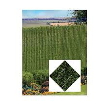 Pexco 4 Ft X 5 Ft Green Privacy Hedge Ampr4 The Home Depot
