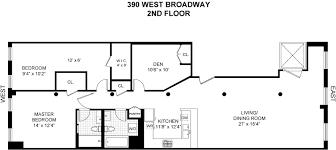 390 West Broadway, New York, NY 10012: Sales, Floorplans, Property Records  | RealtyHop