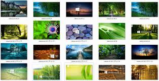 خلفيات ويندوز 10 لعشاق الطبيعة منتديات برق
