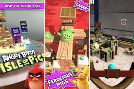 Angry Birds AR lets you play virtual 3D game on ANY surface using ...