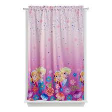 Disney Frozen Kids Lights Off Room Darkening Curtain Panel 63 Inch L Walmart Com Walmart Com