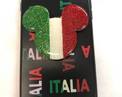 Collectibles Disneyana Epcot Italy Flag Decal Sticker Skin Disney Fits Your Popsocket Pop Socket Zsco Iq