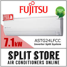 fujitsu 7 1kw clic inverter split