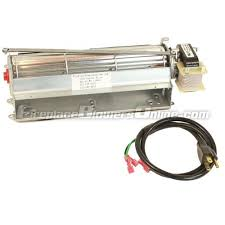 fk12 fireplace blower fan kit