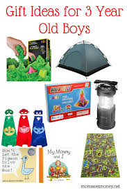 gift ideas for a 3 year old boy mom