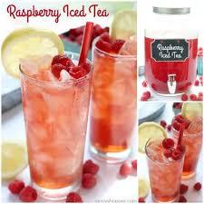 raspberry iced tea cincyper