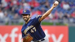 Gio Gonzalez will replace Adrian Houser in Brewers' starting rotation