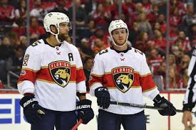 Panthers' Aaron Ekblad called out his defense after 8-goal ...