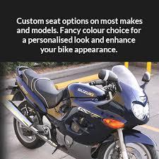 custom motorbike motorcycle seat