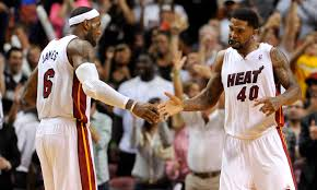 LeBron leads strong collection of stars who played with Udonis Haslem