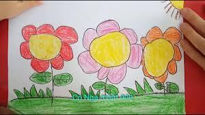 Vẽ hoa tặng cô 20/11, vẽ hoa tặng cô, - YouTube