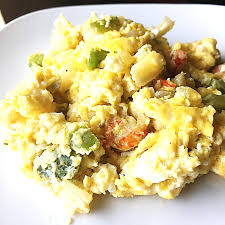 Crawfish Scrambled Eggs – Low Carb Diet ...
