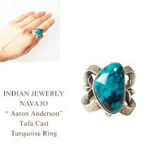 indian jewelry navaho aaron anderson