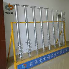 Hot Dip Galvanized Ground Screw Fence Post Spike Ground Spike Buy Steel Ground Spikes Ground Spike Ground Spike Anchor Product On Alibaba Com