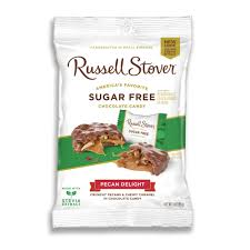 sugar free pecan delights 3 oz bag