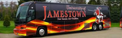 Bus Decal Wrap