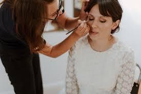 brighton wedding makeup and hairstyling