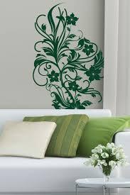 Bohemian Jungle Vine Wall Decal 32 Colors 6 Sizes Walltat Com
