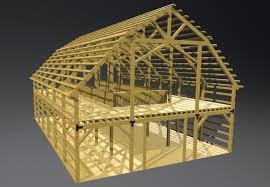 40x60 gambrel barn plans