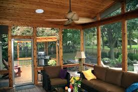 splendid enclosed patio ideas plans
